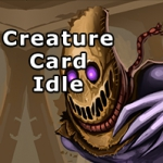 Creature Card Idle - Play Idle Game