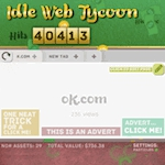 Idle Web Tycoon - Play Idle Game