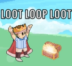 Loot Loop Loot - Play Idle Game