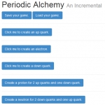 Periodic Alchemy - Play Idle Game