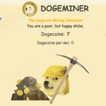 Doge Miner - Play Idle Game