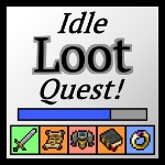 Idle Loot Quest - Play Idle Game