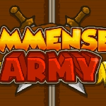 Immense Army - Play Idle Game