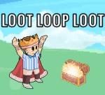 Loot Loop Loot - Play Idle Game