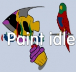 Paint Idle - Play Idle Game